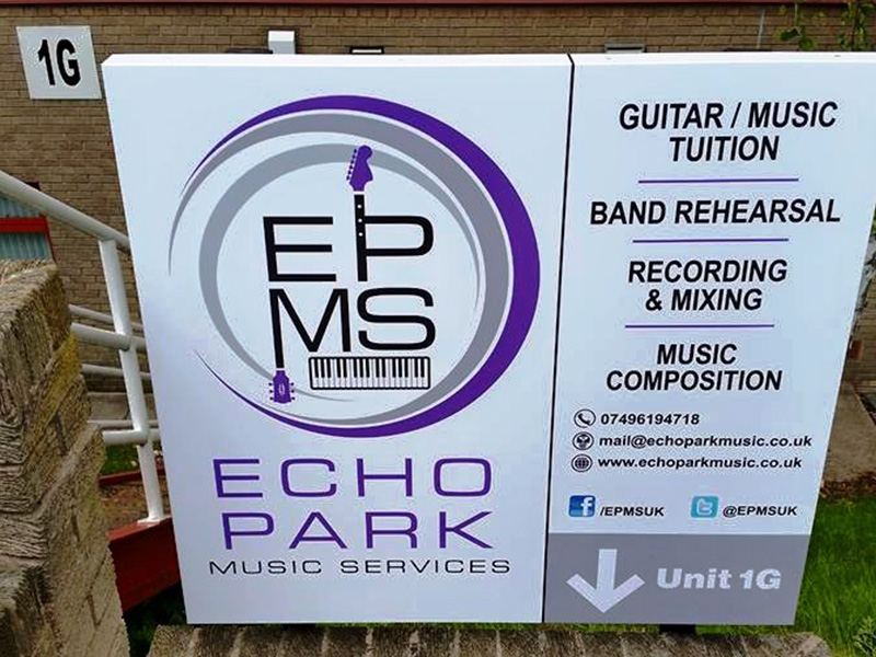 Echo Park Sound Studio Music Services